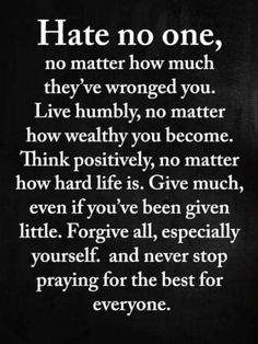 Think positively, no matter how hard life is. Now Quotes, True Quotes, Great Quotes, Quotes To Live By, Motivational Quotes, Change Quotes, People Quotes, Hard Quotes, Prayer Quotes