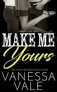 Make Me Yours (Bridgewater County Book 5) #amreading #books #western  https://www.amazon.com/dp/B074N6SNYR    Lacey has fame and fortune. That's everything she's ever wanted. Right?  When she becomes tabloid fodder she's had enough. Escaping to a guest ranch in Bridgewater is the perfect place to hide. But when two hot cowboys make her theirs is it for fifteen minutes of fame or because they want forever?Warning: Panty melting! Make Me Yours is a wildly dirty romance with a movie star…