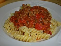 Schnelle Bolognese Sauce