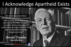 Read and learn about #Israel, the #Apartheid State 45: Historian Arnold Toynbee(1889-1975) on Palestine & Zionism
