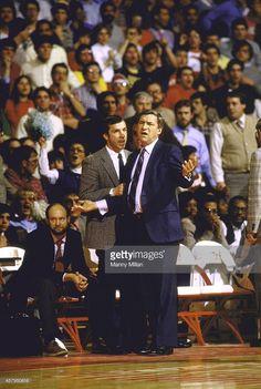 Dean Smith & Roy Williams