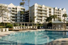 The Windsor Complex is actually made up of four separate buildings along the beach in Palmetto Dunes. Outdoor pools, playground, hot tubs, kid pool, sundecks, gazebos and grills are some of the amazing amenities, asides from the beach front location and ocean views! Great stay for a family vacation  http://www.hiltonheadrentals.com/hilton-head/palmetto-dunes/windsor