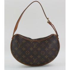 Louis Vuitton Monogram Canvas Croissant PM Shoulder Bag- $324 #MoshPosh