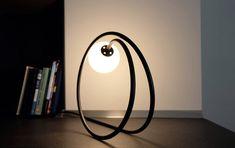 Yoga Minimalist Table Lamp Scandinavian Design Desk Lamp | Etsy