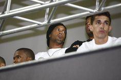 Ainda sem Ronaldinho, Galo empata com o Bahia. (Alisson Gontijo/AE)