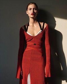 #GraceElizabeth #red #Dress