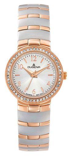 Dugena Armbanduhr  4460630 versandkostenfrei, 100 Tage Rückgabe, Tiefpreisgarantie, nur 139,00 EUR bei Uhren4You.de bestellen