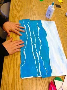 ARTipelago: watercolor 5th grade?