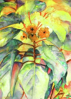 Little Beauties Painting by Miki De Goodaboom - Little Beauties Fine Art Prints and Posters for Sale