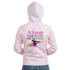 WORLD GYMNAST Zip Hoodie Calling all Gymnasts! Show your love for Gymnastics with our awesome personalized Gymnastics Tees and Gifts. Not available in stores!  http://www.cafepress.com/sportsstar/10114301 #Gymnastics #Gymnast #WomensGymnastics #Lovegymnastics #Personalizedgymnast