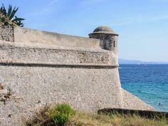 Ajaccio vue de la citadelle Guide touristique de la Corse du sud