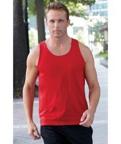 Buy Gildan Adult Ultra Cotton 6 Oz Tank in Bulk Polo Shirt, T Shirt, Hoodies, Sweatshirts, Latest Fashion, Tank Man, Active Wear, Cotton, Mens Tops