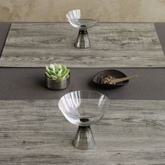Faux Bois Set of 4 Rectangular Tablemats by Chilewich $52