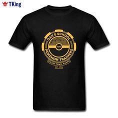 Oak School T Shirt Men Custom Short Sleeve New Style Summer Hot Selling Tops Tees Premium  Big Size T-Shirts #Affiliate
