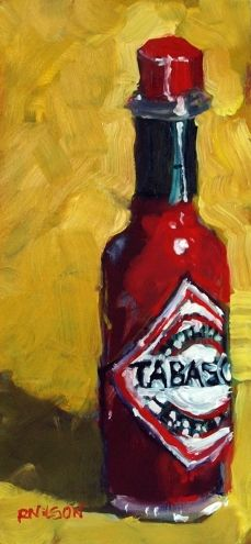 Tabasco, best on an oyster