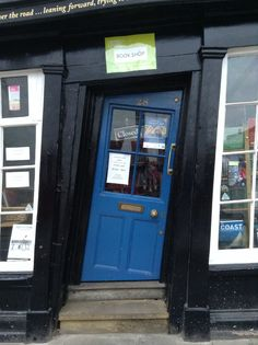 Canterbury book shop