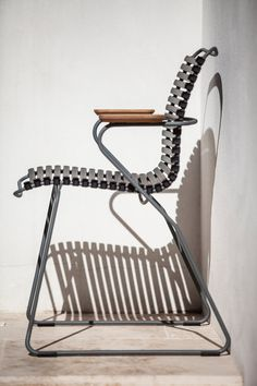 Click | Dining chair 4 legs by HOUE