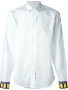 Acne Studios 'jeffrey Cuff' Shirt - Raionul 4 - Farfetch.com