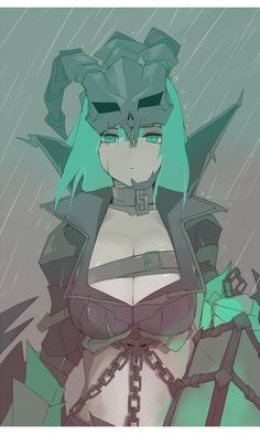 League of Legends Genderbend Thresh: