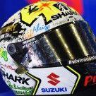 Design for Race - Aleix Espargarò Special Helmet Barcellona 2015 - Gallery Grand Prix, Helmet, Racing, Gallery, Design, Running, Hockey Helmet, Roof Rack, Auto Racing