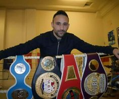 Up Close and Personal with Two Division World Champion Tasif Khan | British Boxing News