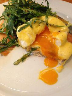 Eggs Royale: Carioca, Brixton, London