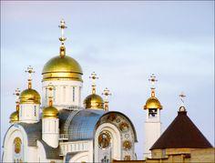 Church of the Ascension in Magnitogorsk, Venäjä