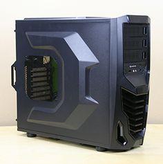 Raidmax Cobra PC Case Review Pc Cases, Pc Computer, Pretty Cool, Computers, Cool Designs, Cool Stuff, Box, Snare Drum, Boxes