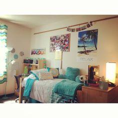 Dorm room ideas #college