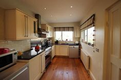 4 bedroom semi-detached house for sale in 42 Margerison Road, Ilkley, Ilkley, West Yorkshire. Semi Detached, Detached House, Narrow Kitchen, Sale On, Property For Sale, Kitchens, Kitchen Cabinets, Home Decor, Decoration Home
