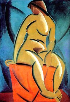 """""""The feminine is characterized by a natural movement towards down-and-in, in contrast to the masculine orientation of up-and-out. The masculine movement could be called transcendence; the feminine, embodiment."""" - Art by Vladimir Tatlin"""