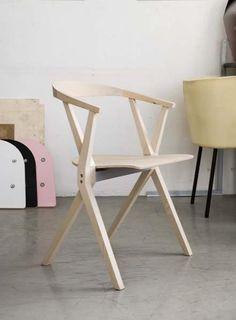 Chair B, diseño de BdBarcelona. #muebles #interiorismo
