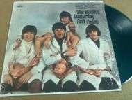 THE BEATLES BUTCHER COVER YESTERDAY AND TODAY MONO CLEAR BLUE MARBLE VINYL LP