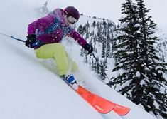 The Elan Big Mountain Women's Weekend at Crested Butte is a weekend ski experience for women. Learn more! #skicb #onlyincrestedbutte