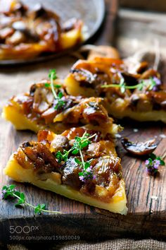 l mushrooms tart by zoryanchik76 #food #yummy #foodie #delicious #photooftheday #amazing #picoftheday