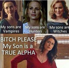 Lol yeeeaaa!!! But like, the second Spn picture, Sam and dean r pretty darn awesome too