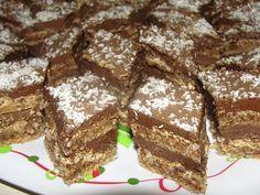 Romanian Desserts, Romanian Food, Sweet Recipes, Cake Recipes, Dessert Recipes, Food Cakes, Cupcake Cakes, Homemade Cookie Cakes, Good Food