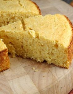 Sweet Cornbread #recipe