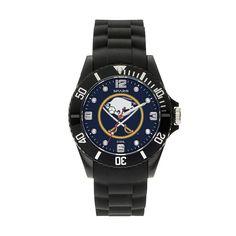 Sparo Men's Spirit Buffalo Sabres Watch, Black