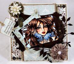My Crafty Heart: My Mind's Eye - Paris & Co 6x6 Pad