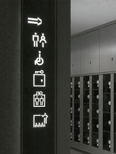 川村記念美術館VI - IROBE DESIGN INSTITUTE