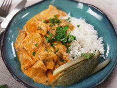 Kyckling stroganoff Cooking, Food, Kitchen, Essen, Meals, Yemek, Brewing, Cuisine, Cook