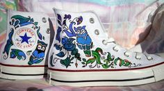 169dec92602 hand painted converses
