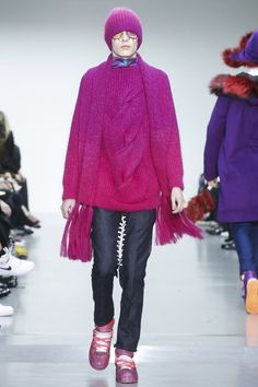 Katie Eary Menswear Fall Winter 2015 London
