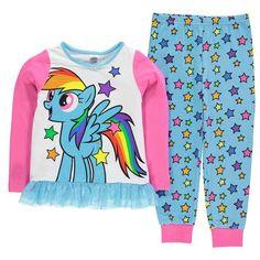Girls My Little Pony Pyjamas