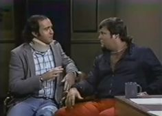 Andy Kaufman vs. Jerry Lawler.