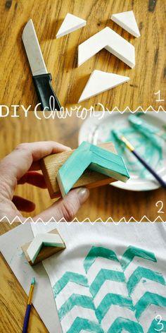 Ideias de Costura - Lenço # 4