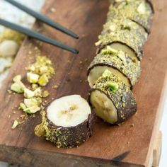 Connaissez-vous le banana sushi ?