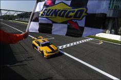 EUROV8SERIES: Eddie Chiever III è il re di Monza, doppietta per il pilota statunitense