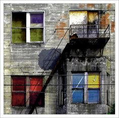 Windows in Bellingham, Washington